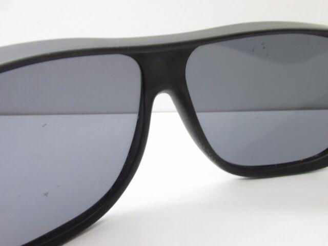 dcc63e5b73e Jonathan Paul Aviator AV001 Black Frame Fitovers Polarized Sunglasses Case  for sale online