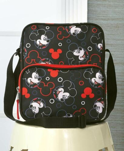 DISNEY MICKEY or MINNIE MOUSE OVERNIGHT TOTE or CROSS BODY BAGS PURSES Travel