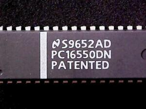 PC16550DN-National-Semiconductor-Serial-I-O-Controller-DIP-40