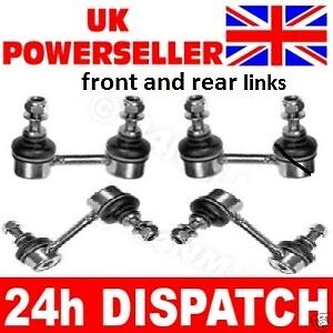 CAMRY 1991-1996 FRONT /& REAR Stabilizer Drop Links x 4