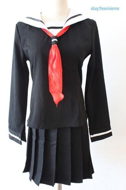 Cosplay Costumes HELL GIRL Enma ai School uniforms