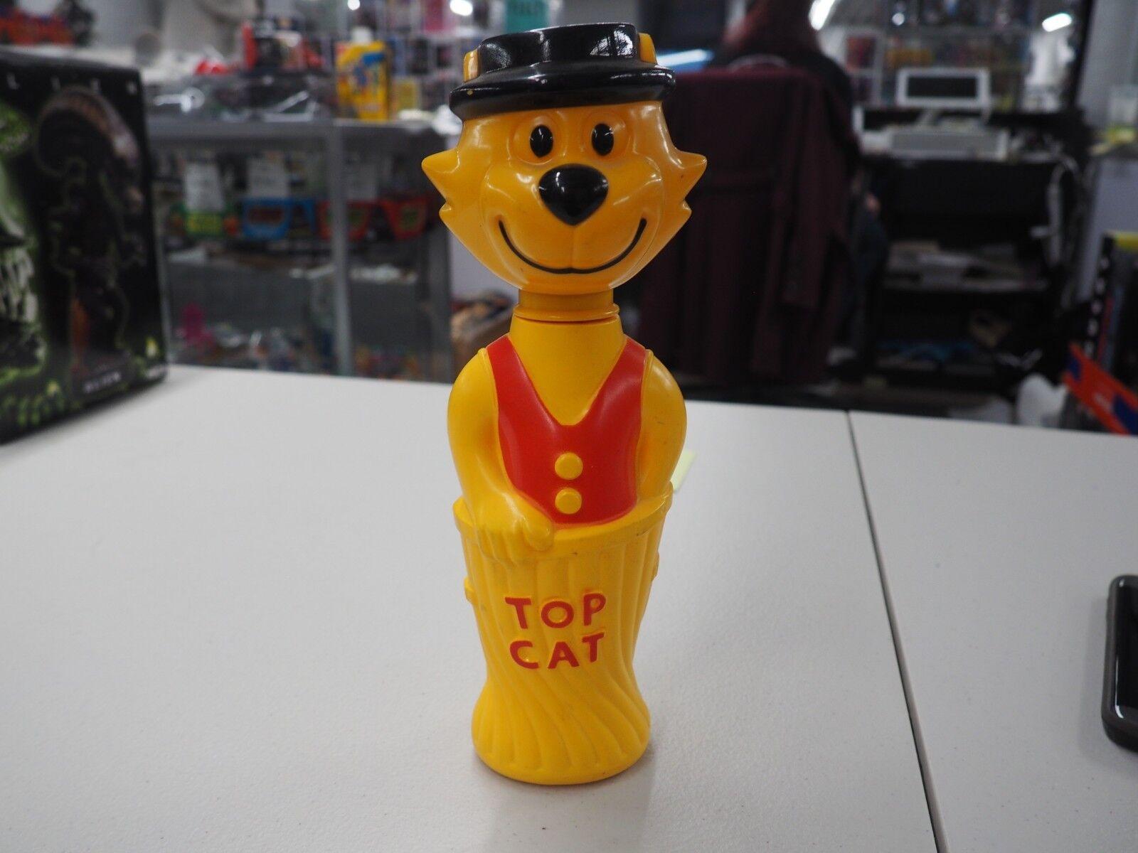 Vintage Hanna Barbera Colgate   Palmolive Top Cat Soakie