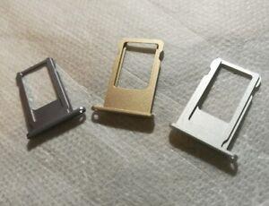 Iphone 6s Plus Sim Karte.Details Zu Original Apple Iphone 6s Plus Sim Karten Halter Schlitten Tray Holder In Silber