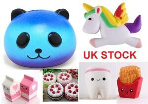 NEW-Large-Jumbo-Slow-Rising-Squishies-Scented-New-Craze-Squishy-Toy-Charms