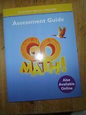 Go Math! Grade 4, Assessment Guide, 2011 (Not Common Core) 9780547392172