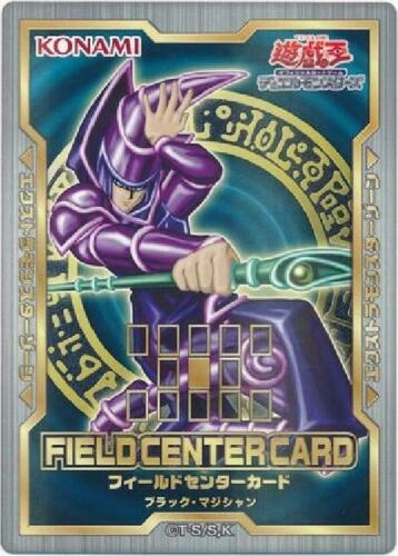 Dark Magician Near Mint 5ZK Yugioh 20th Anniversary Field Center Card