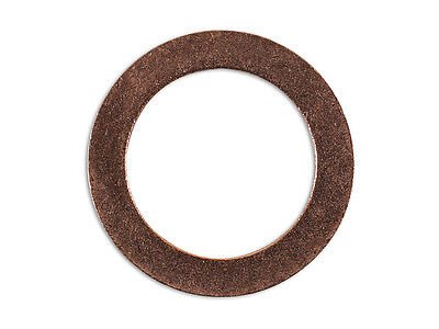 Sump Plug Washer Copper 12mm x 17mm x 1.5mm Pk 10Connect 36781