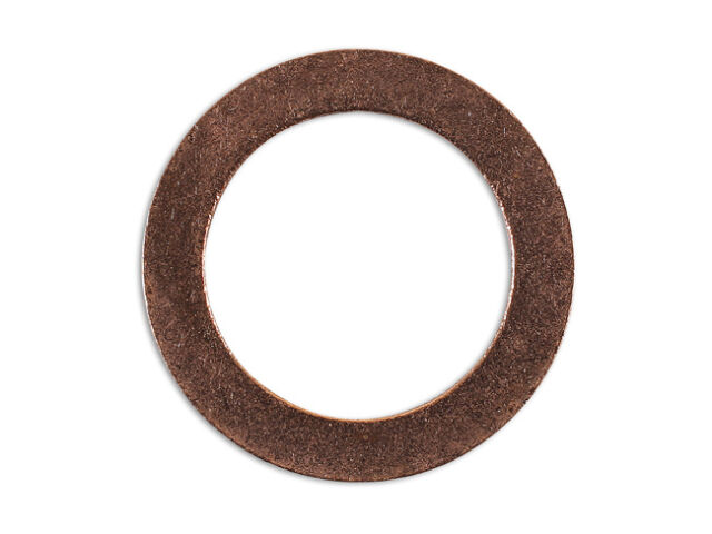 GENUINE Sump Plug Copper Washer 14mm x 20mm x 1.5mm Pk 10 Connect 36801