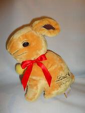 Lindt Kuscheltier Plüschtier Gold Hase für Ostern - Geschenke ca 25 cm. braun