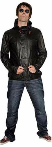 lifesize Liam Gallagher Cardboard Cutout Standee.