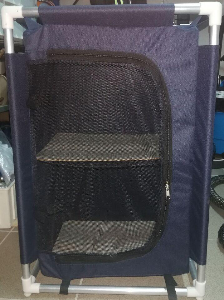 Camping garderobeskab