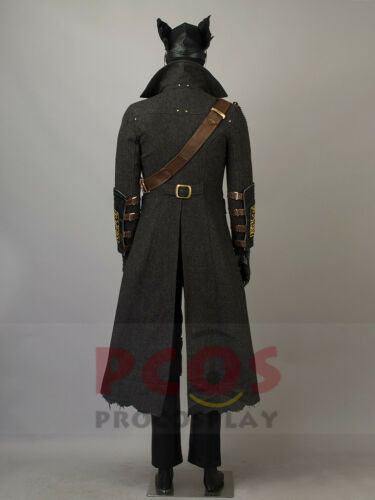 Hot Sale ~ Bloodborne The Hunter Cosplay Costume mp003779