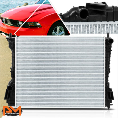Aluminum Core OE Style Radiator for 05-14 Ford Mustang 3.7L-5.0L AT//MT DPI-2789
