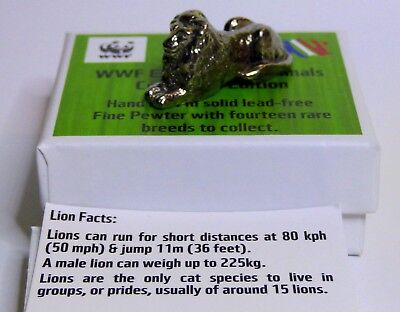Two Lions in Love /'Soulmates/' Black Rim Glass Coaster Animal Breed Gi SOUL-79GC