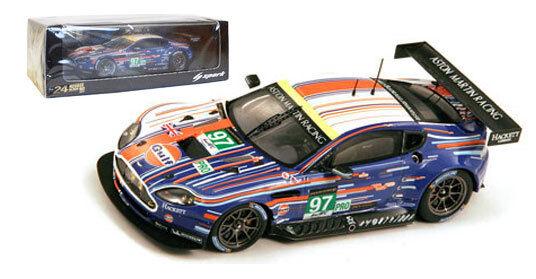 Spark S3772 Aston Martin Vantage GTE 'AMR' Art Car Le Mans 2013 - 1 43 Scale