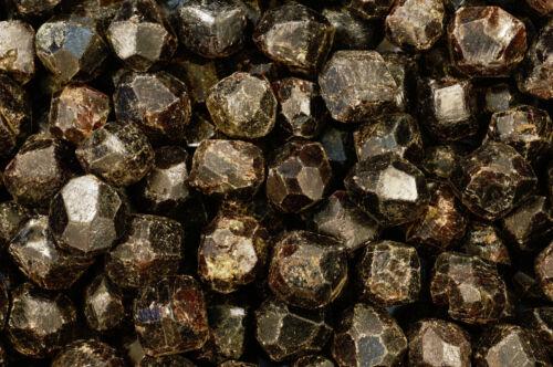 """Grossular Garnet Crystal 1//2/"""" Mineral Specimen Root Chakra Healing Crystals Gem"""