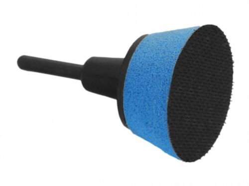 Flexipads World Class Spindle Pad 50mm Conical Soft Face Velcro