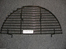 Brinkmann Raised Haft Round Coated Warming Rack Charcoal Smoker Grill 115-5001-1