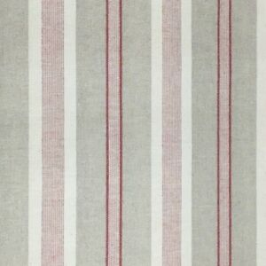 Princeton-French-Linen-Multi-Stripe-Red-280cm-108-034-Wide-Curtain-Fabric