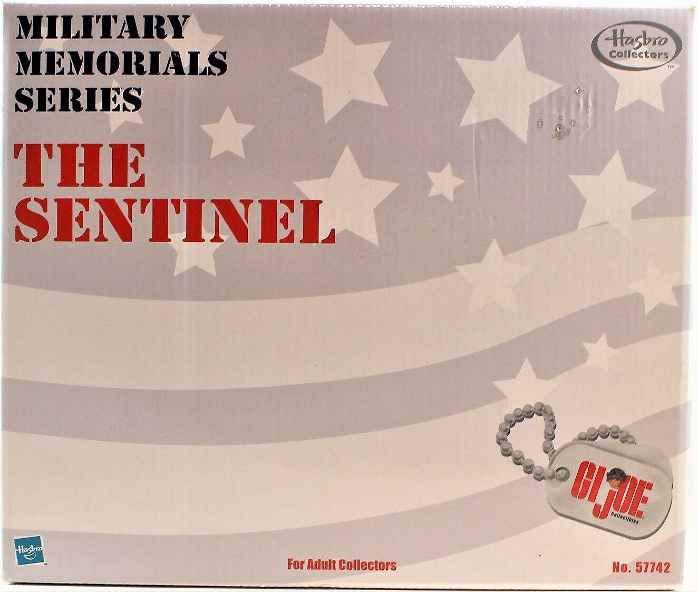 Gi Joe militar Monumentos serie El Centinela Hasbro   57742