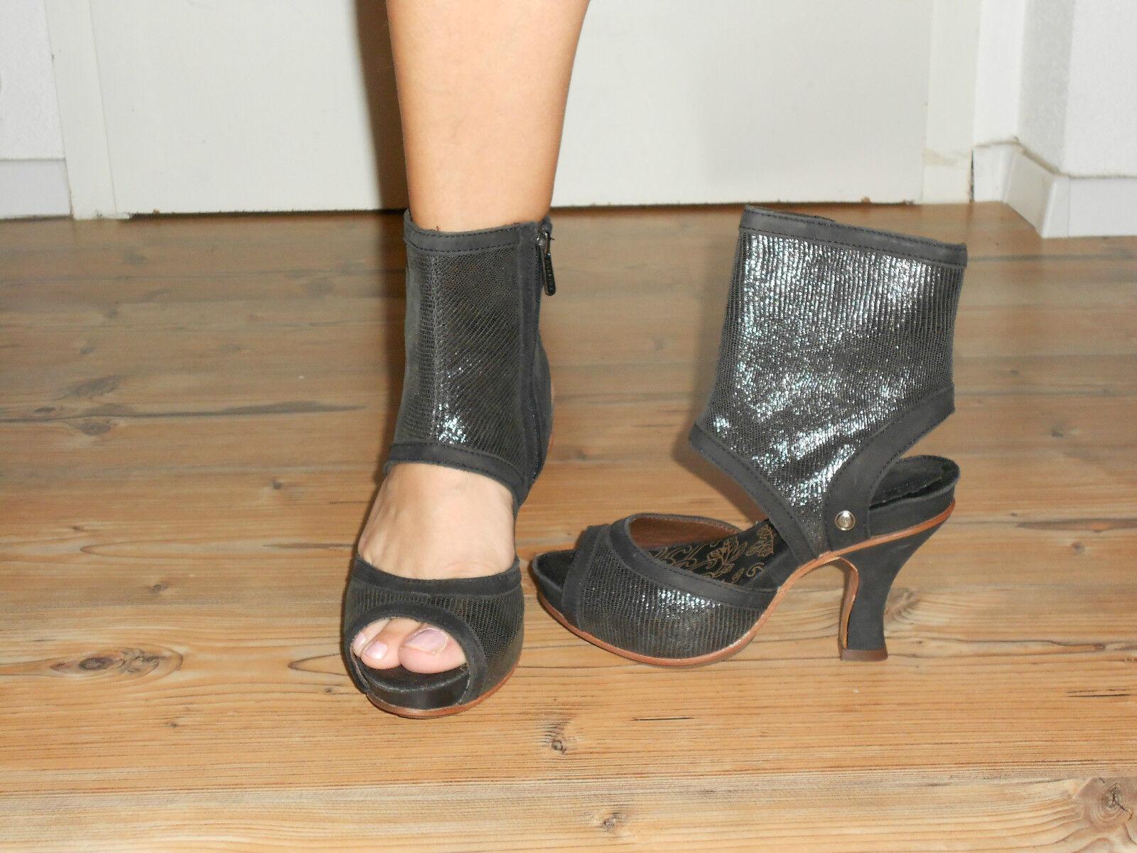 Neosens Pumps, Sandalen Airen Cairo Black. NEU!!! Anstatt 199€, Größe 36