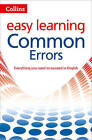 Collins Common Errors in English by Collins Dictionaries (Paperback, 2015)