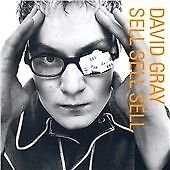 %  David Gray - Sell, Sell, Sell cd freepost in very good condition