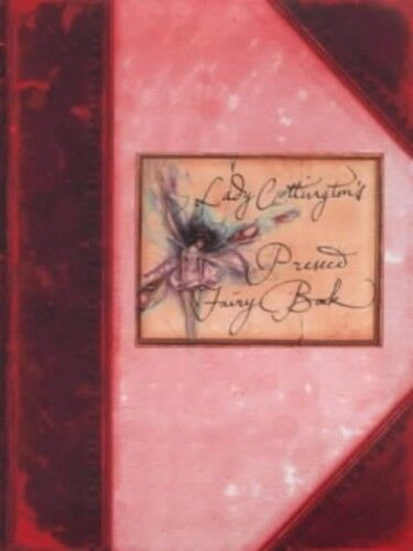 Lady Cottington's Pocket Pressed Fairy Book by Jones, Terry 186205505X The Cheap