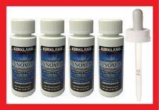 Kirkland Minoxidil 5% Men's Hair Regrowth Solution 4 Months Supply +Free Dropper