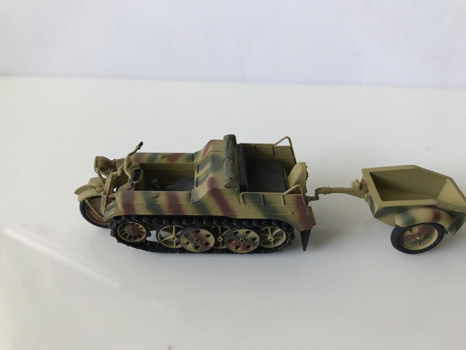 1 48 Scale Resin Model. WWII NSU Kettenkrafttad Sd Kgz.2