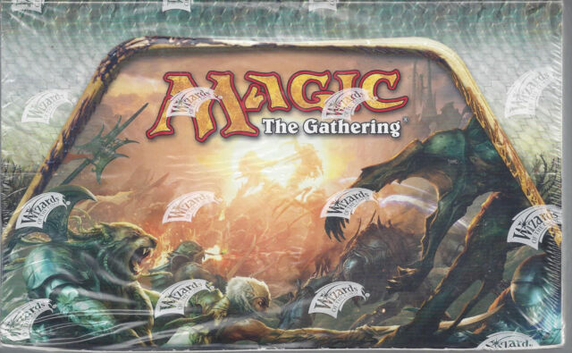MTG Magic the Gathering - Factory Sealed - Mirrodin Besieged Booster Box