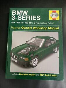 Haynes-3210-BMW-3-Series-1991-1999-Owners-Workshop-Manual