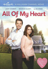 ALL OF MY HEART (Hallmark Movie) - DVD - Region 1 - Sealed