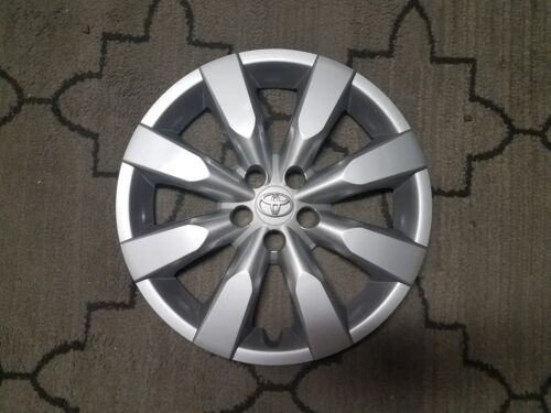 """1 Pair of 2 Brand New 2014 2015 2016 Corolla 16"""" Hubcaps Wheel Covers 61172"""
