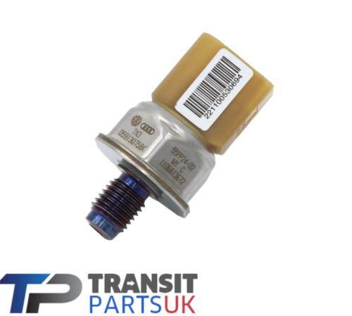 Sensor de presión en el Distribuidor De Combustible Para Audi A4 A5 A6 C6 Q7 Phaeton Touareg 3.0 059130758K