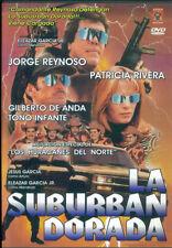 La Suburban Dorada DVD NEW Gilberto De Anda Tono Infante Factory Sealed! Spanish