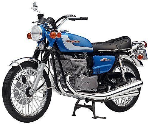 HASEGAWA BK5 SUZUKI GT380 B (1972) MOTORCYCLE 1 12 SCALE KIT