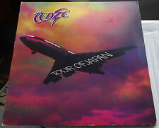 TEAZE TOUR OF JAPAN 1978 AQUARIUS RECORDS AOR 520 EXCELLENT+ CANADIAN PRESSING