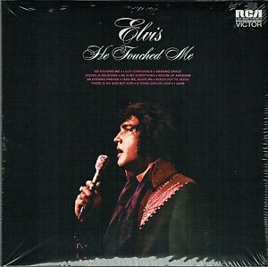 Elvis-Presley-HE-TOUCHED-ME-FTD-103-New-Sealed-CD