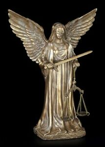 THEMIS-Figura-con-alas-de-Angeles-FANTASY-griega-divinidad-Estatua-Decorativa