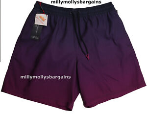 82e51f343c New Mens Marks & Spencer Purple Swim Shorts Size Medium 2244518 | eBay