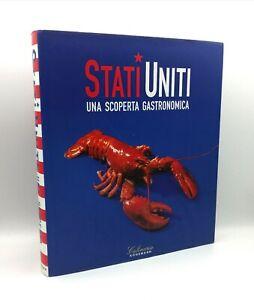 """""""STATI UNITI Una scoperta gastronomica"""" culinaria Konemann 1999 - 9783829039857"""