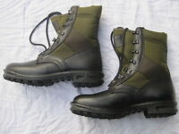 Bw-Tropen Stiefel,schwarz/oliv, Baltes, Gr. 262/98 = 41