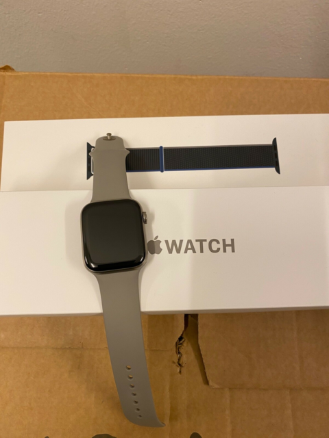 Herreur, Apple, Apple Watch Series 6 Edition   44mm…