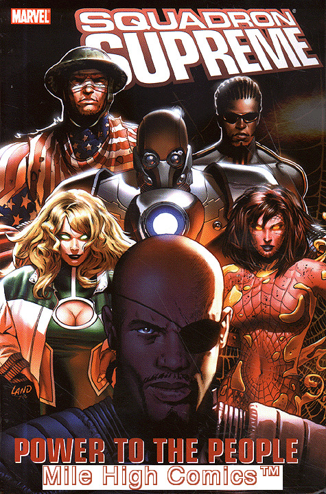 SQUADRON SUPREME: POWER TO THE PEOPLE TPB (2009 Series) #1 Very Fine