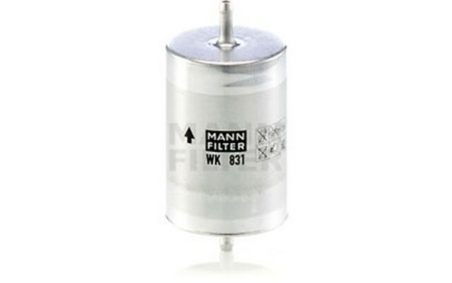 MANN-FILTER Filtro combustible 75mm Para MERCEDES CLASE C WK 831
