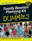 Family Reunion Planning Kit for Dummies by Cheryl Fall (Paperback, 2001)