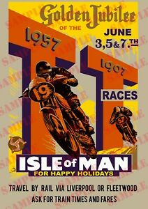 ISLE-OF-MAN-TT-POSTER-GOLDEN-JUBILEE-50-YEARS-594x420-A2-Recreated-IOMTT-Bikes