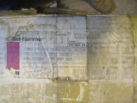 Cutler Hammer Cg9m11cr, 225 Amp 1 Position Ringless Meter Socket W/ Bypass-