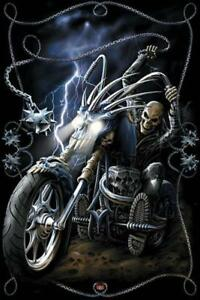 Spiral-Ride-to-Hell-Maxi-Poster-61cm-x-91-5cm-new-and-sealed